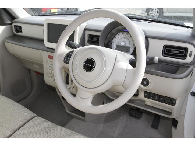 L 軽自動車 届出済未使用車 衝突被害軽減ブレーキ スマートキー プッシュスタート アイドリングストップ シートヒーター エアバッグ アンチロックブレーキシステム(21枚目)