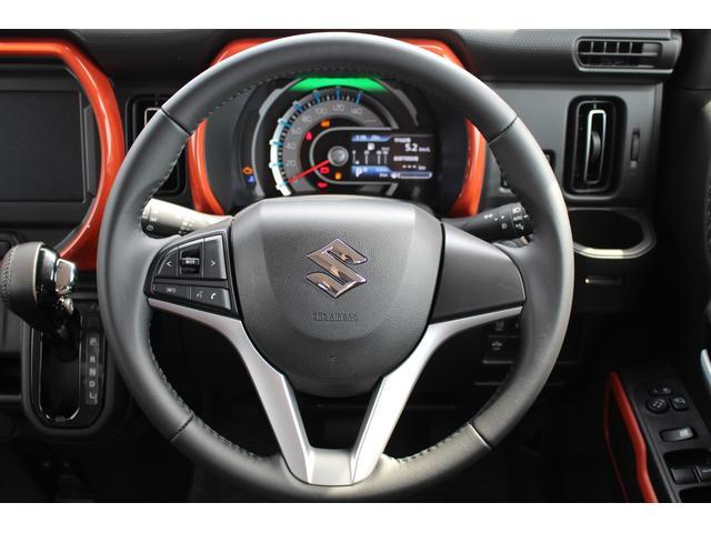 ハイブリッドX 軽自動車 届出済未使用車 衝突被害軽減ブレーキ シートヒーター オートエアコン スマートキー ABS(16枚目)