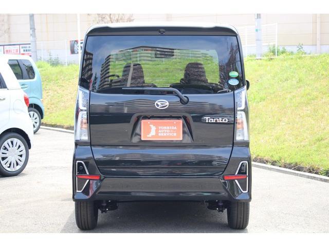 カスタムRS 軽自動車 届出済未使用車 衝突軽減ブレーキ ABS オートエアコン Wエアバッグ 両側パワースライドドア(4枚目)
