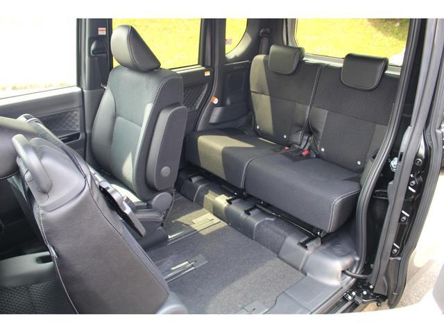 カスタムRS 軽自動車 届出済未使用車 衝突軽減ブレーキ ABS オートエアコン Wエアバッグ 両側パワースライドドア(17枚目)