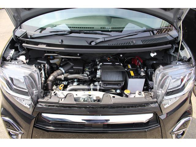 カスタムRS 軽自動車 届出済未使用車 衝突軽減ブレーキ ABS オートエアコン Wエアバッグ 両側パワースライドドア(20枚目)