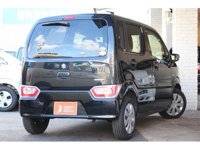 ハイブリッドFX 軽自動車 届出済未使用車 衝突被害軽減ブレーキ 運転席シートヒーター(5枚目)