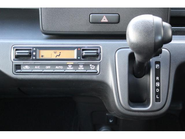 ハイブリッドFX 軽自動車 届出済未使用車 衝突被害軽減ブレーキ 運転席シートヒーター(19枚目)