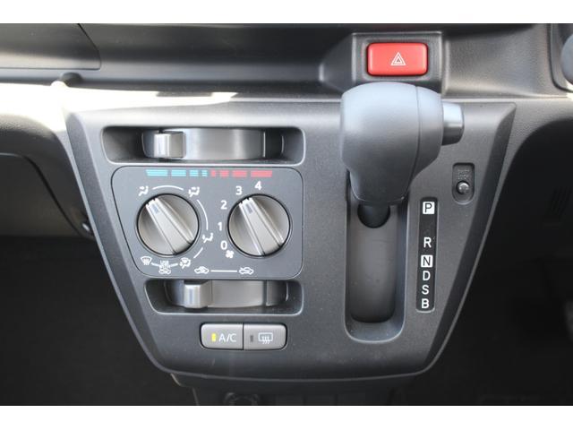 L SAIII 軽自動車 衝突被害軽減ブレーキ キーレスエントリー CD・AM・FMチューナー 前後コーナーセンサー アイドリングストップ(17枚目)