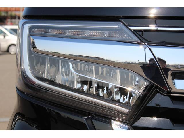 Lターボ 軽自動車 届出済未使用車 衝突被害軽減ブレーキ スマートキー プッシュスタート 両側パワースライドドア(12枚目)