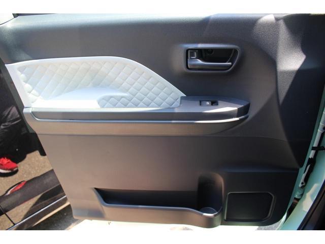Xスペシャル 軽自動車 届出済未使用車 衝突被害軽減ブレーキ 両側スライドドア スマートキー プッシュスタート Wエアバック(18枚目)
