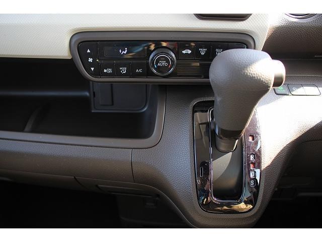 G 軽自動車 届出済未使用車 衝突被害軽減ブレーキ 両側スライドドア アイドリングストップ LEDヘッドライト アンチロックブレーキシステム スマートキー オートエアコン パワステ パワーウィンドウ(17枚目)