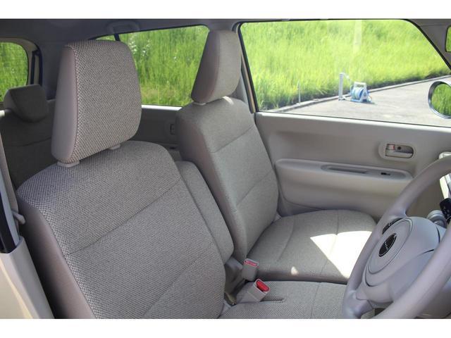 L 軽自動車 届出済未使用車 衝突被害軽減ブレーキ スマートキー プッシュスタート 全方位モニター付き シートヒーター ベンチシート(16枚目)