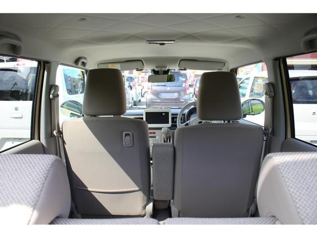 L 軽自動車 届出済未使用車 衝突被害軽減ブレーキ スマートキー プッシュスタート 全方位モニター付き シートヒーター ベンチシート(25枚目)