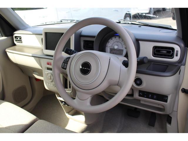 L 軽自動車 届出済未使用車 衝突被害軽減ブレーキ スマートキー プッシュスタート 全方位モニター付き シートヒーター ベンチシート(33枚目)