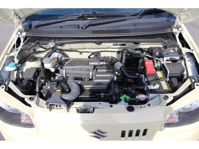 L 軽自動車 衝突被害軽減ブレーキ キーレスエントリー シートヒーター CDステレオ アイドリングストップ ABS ESC Wエアバッグ(22枚目)