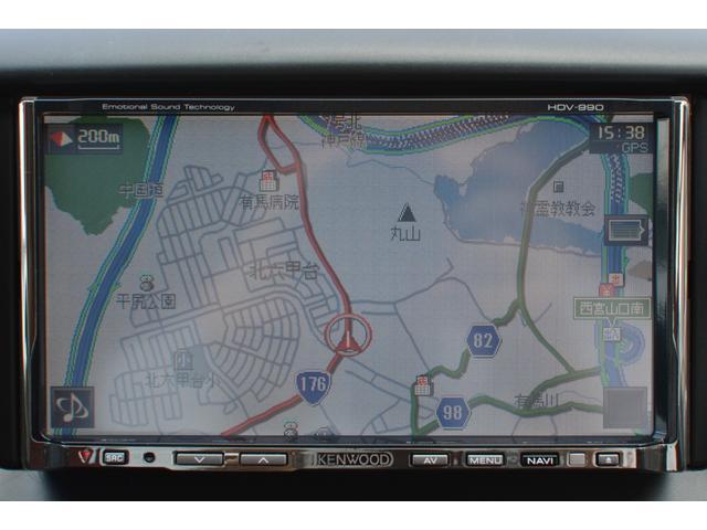 RS 最終型 HDDナビ 地デジ HIDライト ターボ(11枚目)