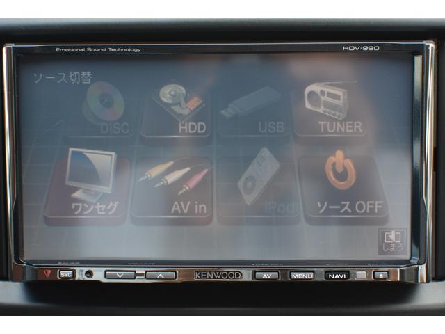 RS 最終型 HDDナビ 地デジ HIDライト ターボ(12枚目)