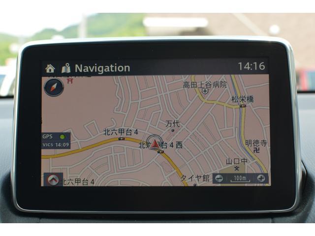 XDツーリング MAZDASPEEDエアロ ナビTV6速MT(11枚目)