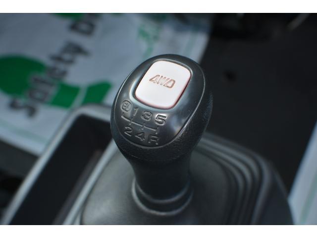 TC スーパーチャージャー 4WD 5速MT タコメーター(18枚目)