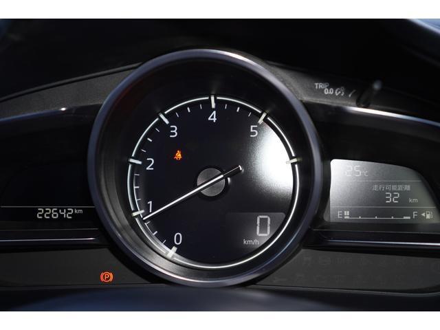 22XD Lパッケージ 1オーナー/黒革シート/MAZDASPEEDエアロ/SR/AUTOEXEローダウン/純正18インチAW/Revierマフラーカッター/Pivotブースト計/LEDライト/スマートキー/シートヒーター(31枚目)