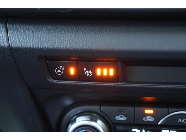 22XD Lパッケージ 1オーナー/黒革シート/MAZDASPEEDエアロ/SR/AUTOEXEローダウン/純正18インチAW/Revierマフラーカッター/Pivotブースト計/LEDライト/スマートキー/シートヒーター(35枚目)
