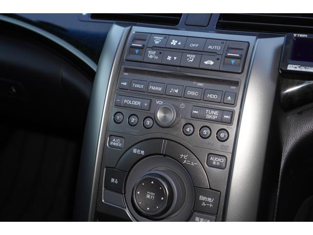 ベースグレード レッドステッチ黒革シート/HDDナビ/フルセグ/バックカメラ/work20インチアルミホイール/TEIN車高調/ETC/ドライブレコーダー/スマートキー/専用エクステリア/木目調コンビハンドル(24枚目)