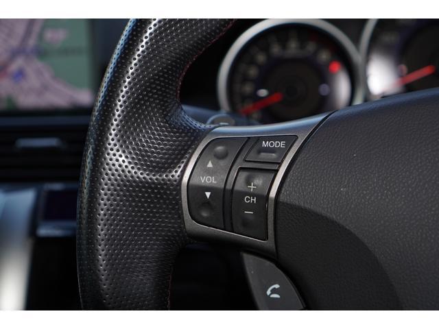 ベースグレード レッドステッチ黒革シート/HDDナビ/フルセグ/バックカメラ/work20インチアルミホイール/TEIN車高調/ETC/ドライブレコーダー/スマートキー/専用エクステリア/木目調コンビハンドル(25枚目)