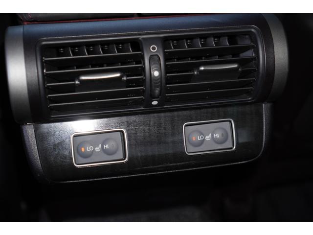 ベースグレード レッドステッチ黒革シート/HDDナビ/フルセグ/バックカメラ/work20インチアルミホイール/TEIN車高調/ETC/ドライブレコーダー/スマートキー/専用エクステリア/木目調コンビハンドル(33枚目)
