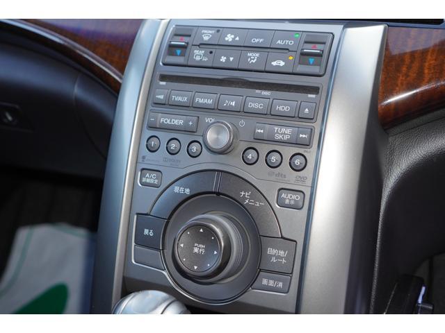 I 上級グレード/ナイトビジョン/サンルーフ/黒革シート/HDDナビ/地デジ/TEIN車高調/バックカメラ/クリアランスソナー/ETC/アドバンスパッケージ/エクスクルーシブパッケージ(29枚目)