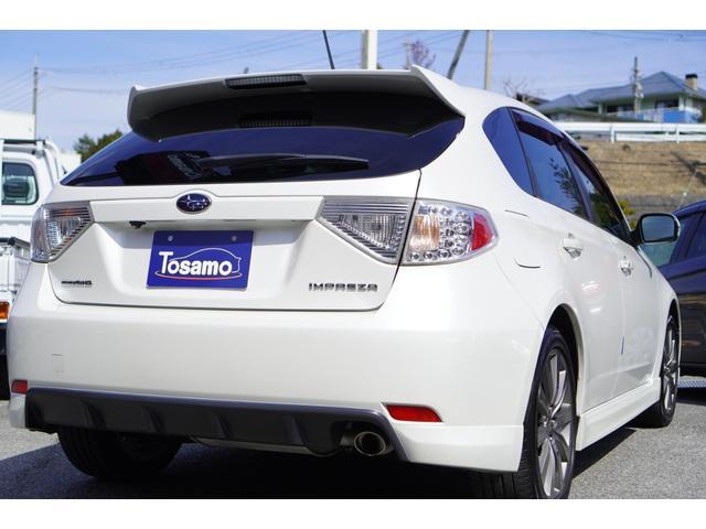 2.0i-S リミテッド 特別仕様車/4WD/HDDナビ/フルセグ/バックカメラ/パドルシフト/純正エアロ/HIDライト/純正アルミホイール/ETC/ハーフレザーシート/パワーシート(8枚目)
