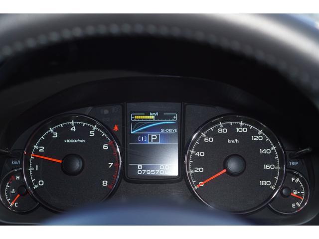 2.0GT DITアイサイト ワンオーナー/マッキントッシュサウンド/STiフロントエアロ/HDDナビ/フルセグ/バックカメラ/STiドロースティフナーキット/STiサポートリヤキット/ブースト計/HIDライト(41枚目)