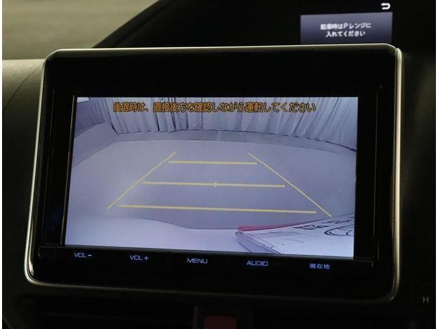 ハイブリッドV フルセグ メモリーナビ DVD再生 バックカメラ ETC 両側電動スライド LEDヘッドランプ 乗車定員7人 3列シート ワンオーナー フルエアロ(7枚目)