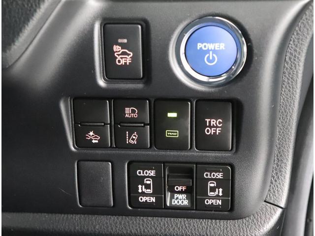 ハイブリッドG 衝突被害軽減ブレーキ クルーズコントロール 9インチメモリーナビ 後席モニター バックモニター フロント席シートヒーター ワンオーナー LEDヘッドライト 両側電動スライドドア ETC アルミホイール(7枚目)