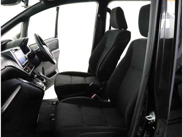 ハイブリッドG 衝突被害軽減ブレーキ クルーズコントロール 9インチメモリーナビ 後席モニター バックモニター フロント席シートヒーター ワンオーナー LEDヘッドライト 両側電動スライドドア ETC アルミホイール(13枚目)