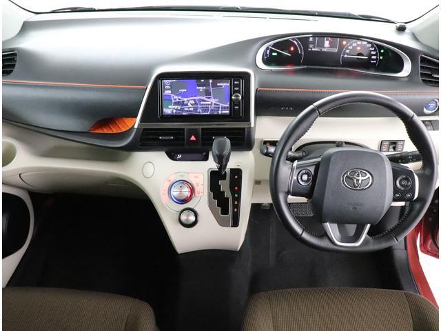 ハイブリッドG トヨタ認定中古車 TSS トヨタ純正フルセグSDナビ LEDヘッドライト 両側電動スライドドア スマートキー ETC バックモニター ワンオーナー ドライブレコーダー(4枚目)