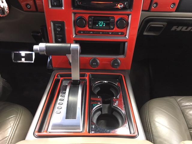 ハマー ハマー H2 新車並行1ナンバー登録20インチAWビレットパーツマフラー