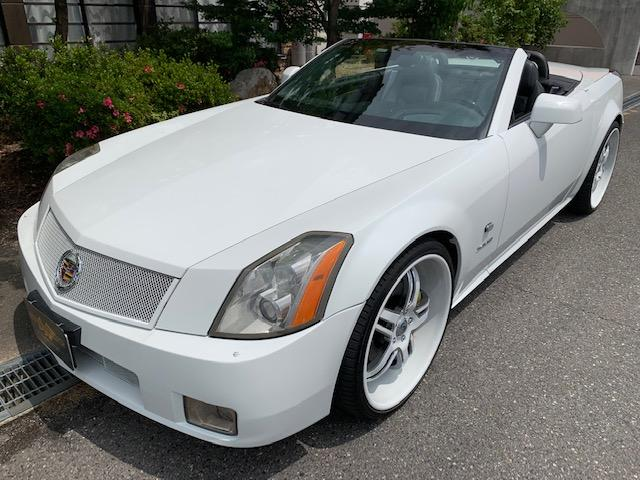 「キャデラック」「キャデラック XLR」「オープンカー」「滋賀県」の中古車6