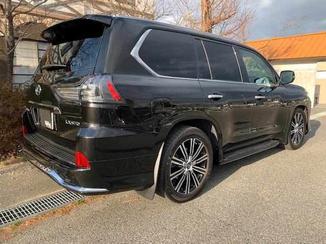 「レクサス」「LX」「SUV・クロカン」「滋賀県」の中古車6
