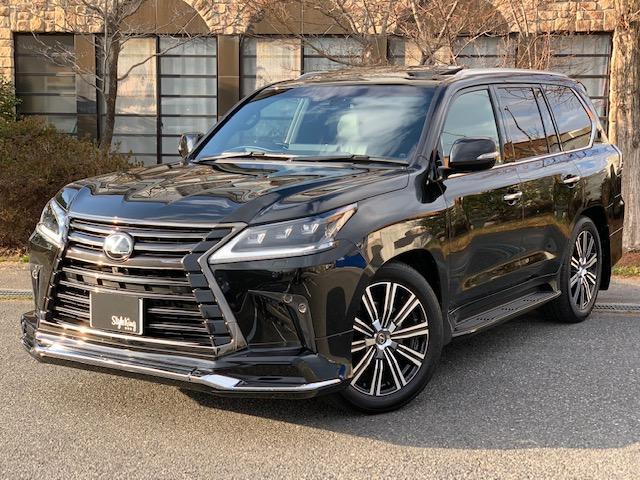「レクサス」「LX」「SUV・クロカン」「滋賀県」の中古車41