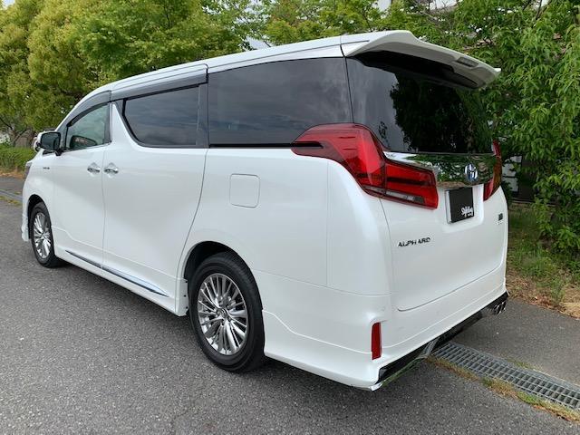 「トヨタ」「アルファード」「ミニバン・ワンボックス」「滋賀県」の中古車9