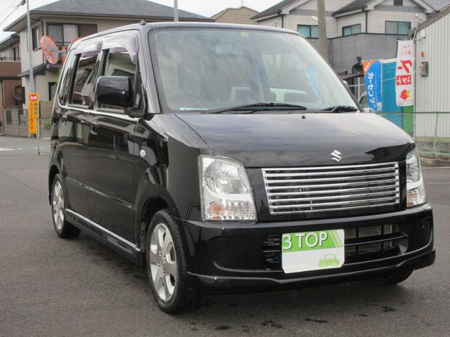 「スズキ」「ワゴンR」「コンパクトカー」「奈良県」の中古車4