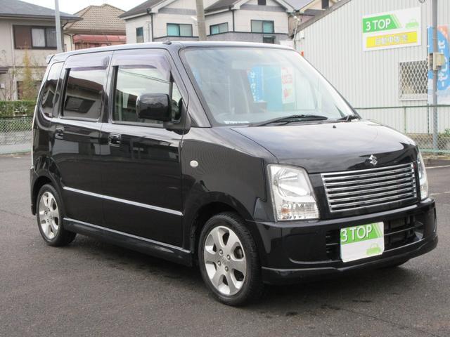「スズキ」「ワゴンR」「コンパクトカー」「奈良県」の中古車5