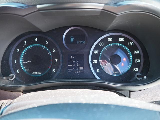 トヨタ マークXジオ 240Fケンスタイルエアロ社外アルミ付ワンオーナー1年保証付