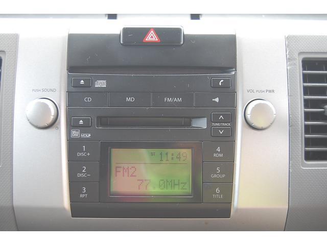 スズキ ワゴンR FX-Sリミテッド キーレス 純正CDMD 社外14AW
