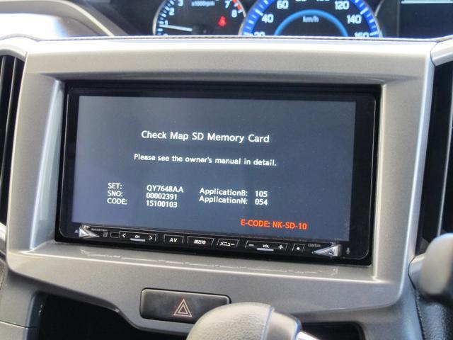 ドライブには欠かせないSDナビ装着です!
