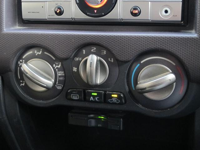 エアコン機能もございます!車内の温度を快適に保つ事が出来ます!