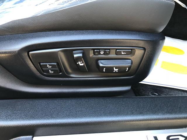 レクサス GS GS450h Fスポーツ BLK革シート 3眼LED