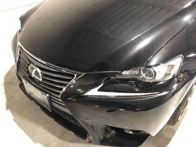 「レクサス」「IS」「セダン」「大阪府」の中古車7