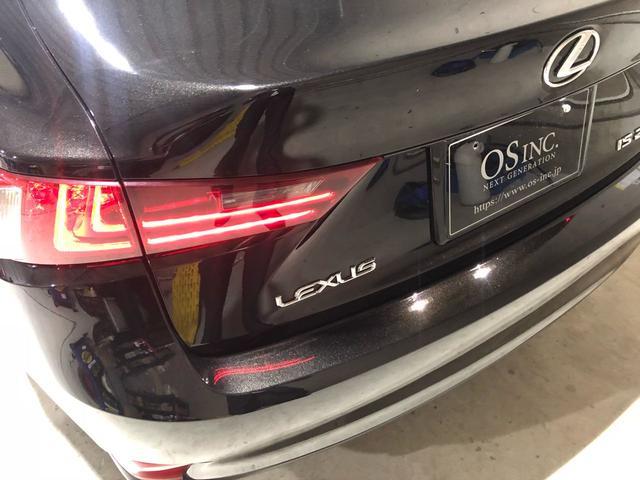 「レクサス」「IS」「セダン」「大阪府」の中古車44