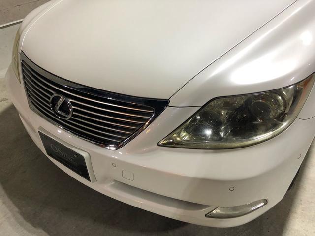 「レクサス」「LS」「セダン」「大阪府」の中古車7