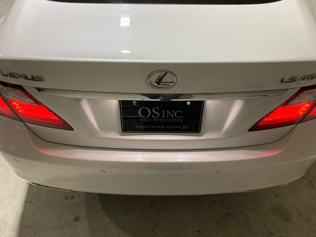 「レクサス」「LS」「セダン」「大阪府」の中古車54