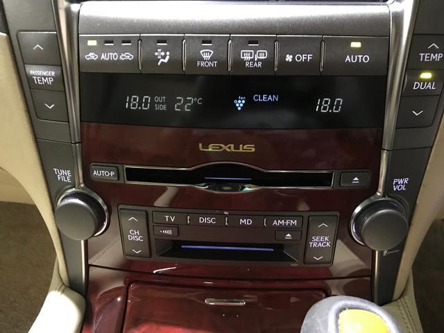 「レクサス」「LS」「セダン」「大阪府」の中古車24