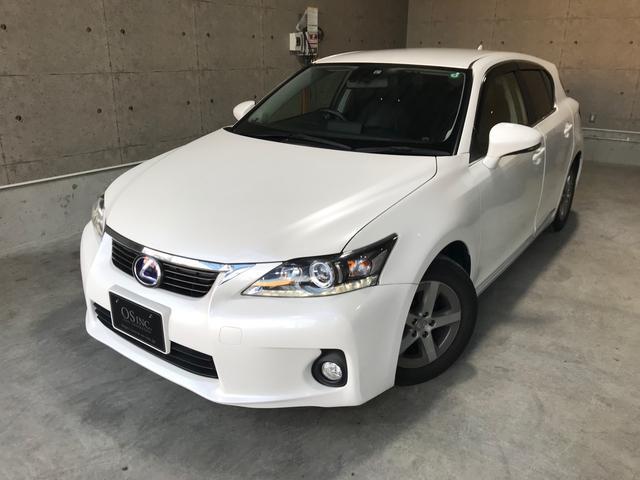 「レクサス」「CT」「コンパクトカー」「大阪府」の中古車4