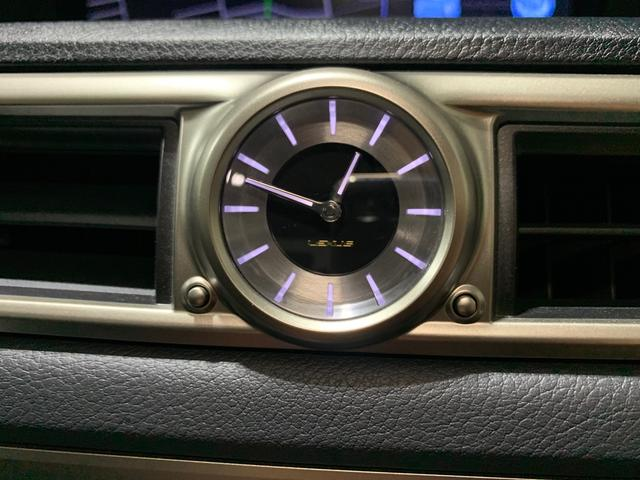 450h/VerL/現行Fスポーツスピンドグリル仕様/三眼LED/BLKレザー/パワーシート/シートヒーター/シートエアコン/ハンドルヒーター/ダブルエアコン/記録簿/純正ナビ/フルセグ(29枚目)